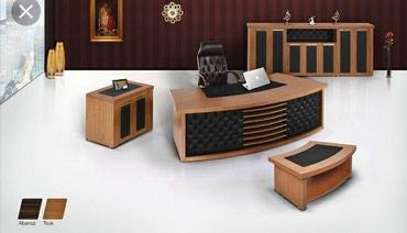 Bakı şəhərində Ofis mebeli sifarişle yiğilir istediyiniz rengde ve dizaynda qiymet