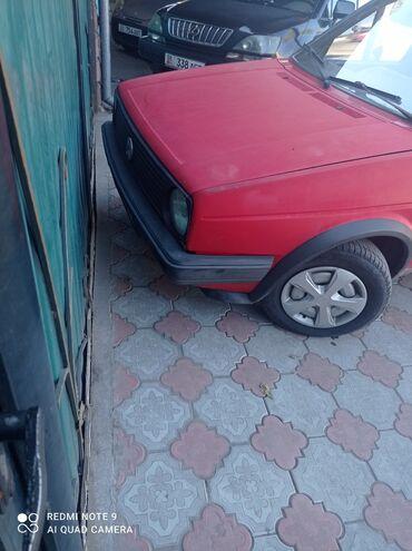Volkswagen Golf 1.3 л. 1988
