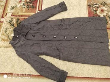 Пальто - куртка женская, размер 50, в отличном состоянии, одевали