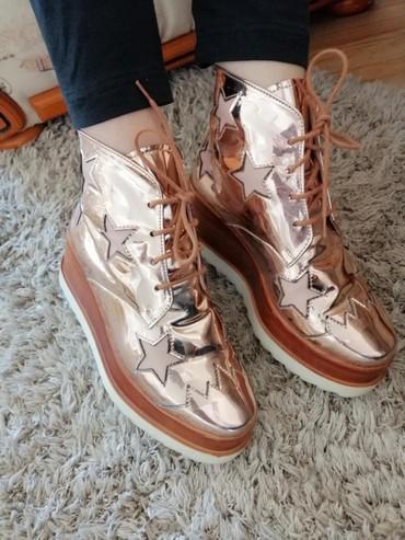 Ženska obuća | Pirot: Zenske cipele u broju 37, jednom obuvene, kao nove sto se vidi i na