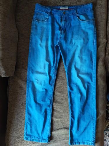 Джинсы - Б/у - Бишкек: Мужские джинсы. Размер 36. Хорошее состояние