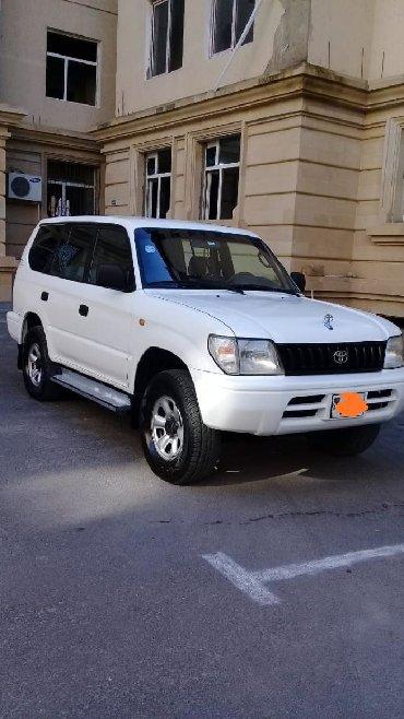 toyota land cruiser - Azərbaycan: Toyota Land Cruiser Prado 1997