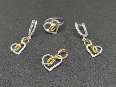 Босоножки серебро - Кыргызстан: Комплекты. Элитное Серебро по оптовым ценаи Большой ассортимент