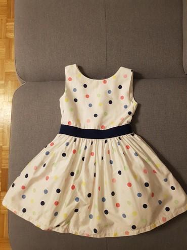 Etiketa-otkinutaduzinapoluobim-strukadubina-napredd - Srbija: Nova Carter's haljina ze devojcice do 3 god. Samo skinuta etiketa