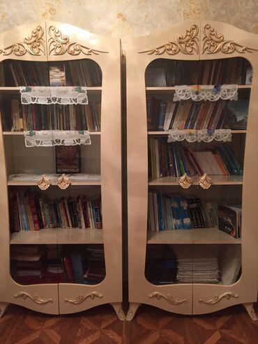 kitab refi satilir в Азербайджан: İki kitab refi birlikte satılır Yen'i Alınıbb