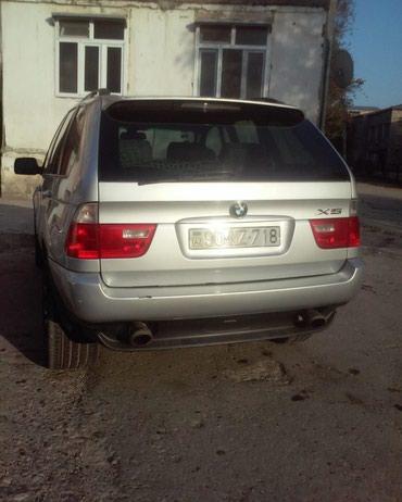 Bakı şəhərində BMW X5 2005