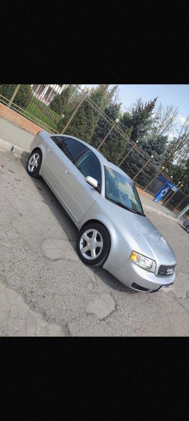 реставрация сиденья авто в Кыргызстан: Audi A6 3 л. 2003 | 156000 км