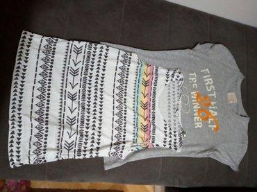 Majice zenske  br.14 duzina 65 cm,sirina 42 cm sarena majica poklon du - Nis
