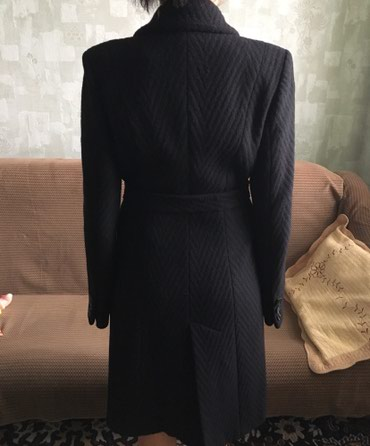 Пальто шерстяное, 44/46 размер в Бишкек