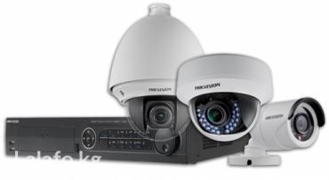 Выполняем работы по установке систем видеонаблюдения. •Установка