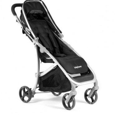 Испанская Прогулочная коляска Baby Home Черного цвета.Цена 3500 тел