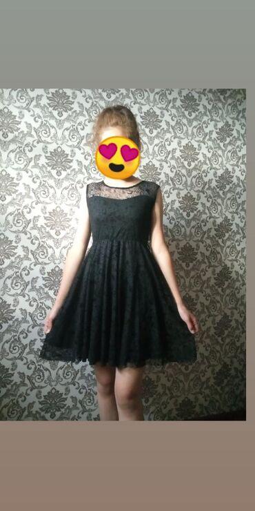 Платья в Токтогул: Продаю платье почти новая не одевала