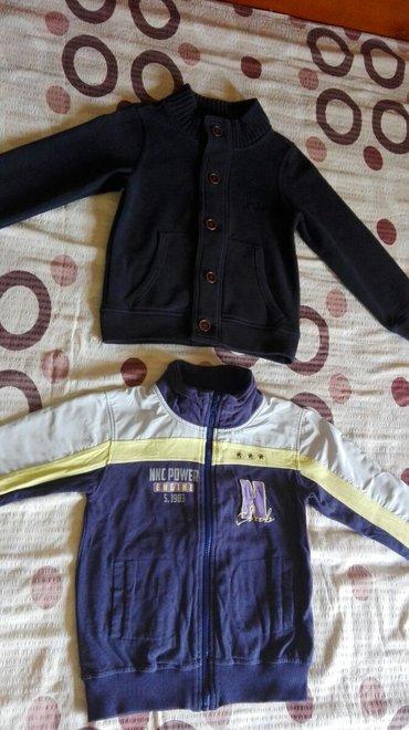 Decije-jakne - Srbija: Decije jaknice, velicina 116, marke No No I SergentMajor