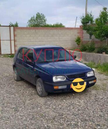 folcvagen-golf-5 в Кыргызстан: Volkswagen Golf 1994   250000 км