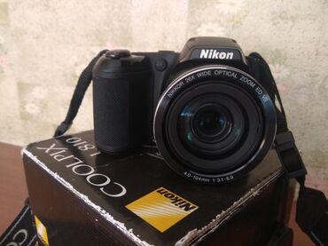 Nikon Coolpix l810, состояние 5/5 (коробка, доки, флешка