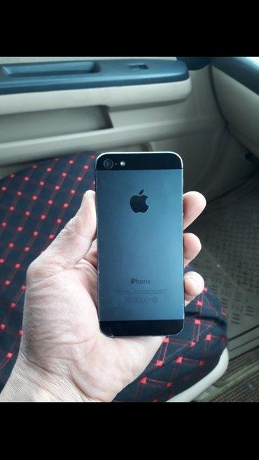 Айфон 5 16 гиг .Сост экран немного в Бишкек - фото 2