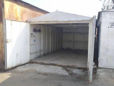 Гаражи - Кыргызстан: Волговский гараж 3х6, Карпинка-Московская (химчистка