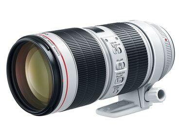 Obyektivlər və filtrləri - Azərbaycan: Canon EF 70-200 f2.8 L USM  Yenidi
