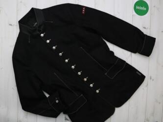 Женский пиджак в жокейском стиле Armani Jeans, р. М    Длина: 77 с Рук