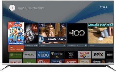 телевизор 43 дюйма в Кыргызстан: 43 G6 4K android Skyworth G6 Series, 43 дюйм 4K ЖК-телевизор, Smart