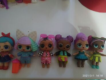 лол в Кыргызстан: Лол оригинал цена за одну куклу