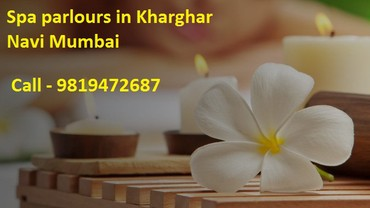 Get wellness therapy at Spa Centers in Kharghar.  Healthy spa in Bharatpur