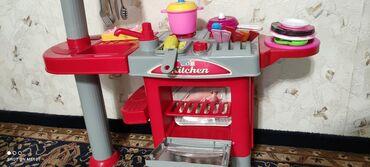 сенсорные плиты на кухню в Кыргызстан: Продам детскую кухню отличного качества б/у в хорошем состоянии,ничего