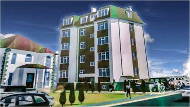 клубные дома в бишкеке в Кыргызстан: 2-комн 75м² в готовом клубном доме на 8 хозяев. На 3 этаже 5 этажного