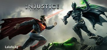 Injustice PS4 в Бишкек
