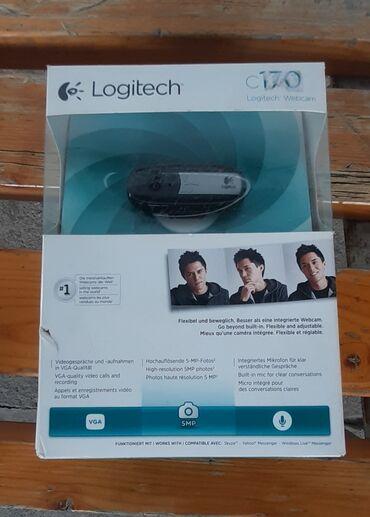 logitech g102 бишкек in Кыргызстан   КОМПЬЮТЕРДИК ЧЫЧКАНДАР: Продаю вебкамеру Logitech C170 Новая, не использовалась