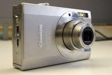 Продаю премиум фотоаппарат Canon Digital IXUS в Бишкек