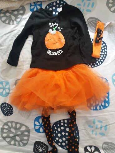 Ostala dečija odeća | Kursumlija: Novo waikiki bluzica za devojcice i suknjica sa tilom plus unihop i