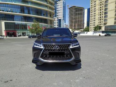 Lexus - Azərbaycan: Lexus LX 5.7 l. 2016 | 41000 km