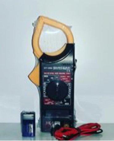 Sumqayıt şəhərində Digital clamp tester