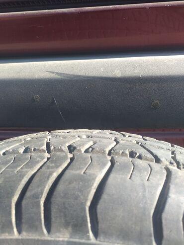 железные диски r14 в Кыргызстан: Шина 1шт R14 205/70 в хорошом состоянии