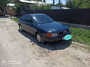 Транспорт - Баткен: Audi 100 2 л. 1994