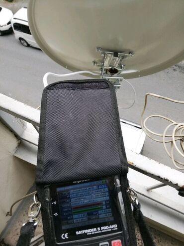 10541 elan: Peyk antenalarının quraşdırılması   Quraşdırılma, Təmir, Tənzimlənmə   Zəmanət