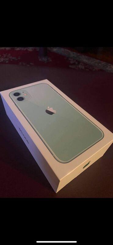 Novi IPhone 11 64 GB Plavi