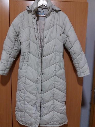 Ostalo | Sombor: Zimska dugačka ženska jakna  vel.L uglavnom odgovara onima koji nose k