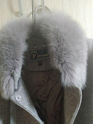 Турецкая пальто почти новая пару раз одевала
