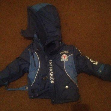 Hitno Zimska jakna za decake br2 - Paracin