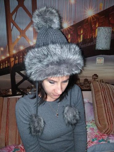 Продаю шапки натуралки! успейте приобрести на зиму) в Бишкек