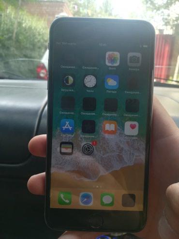IPhone 6 plus Space Grey 16 gb состояние отличное в Бишкек