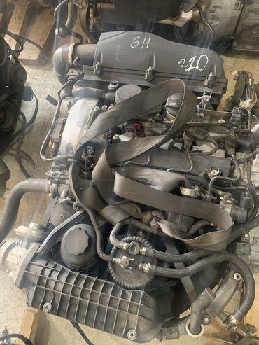 багажник на крышу мерседес спринтер в Азербайджан: OM611 2.2CDI. Mercedes Benz mühərriki (Almaniyadan gəlmə,əla vəziyy