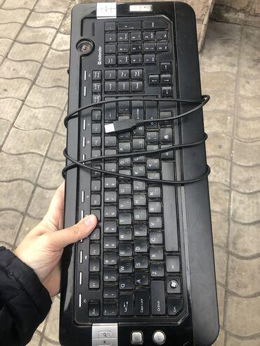 блютуз клавиатуру apple в Кыргызстан: Продаю клавиатуру defender