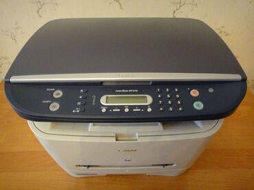 3 в 1 принтер сканер ксерокс in Кыргызстан | ПРИНТЕРЫ: МФУ 3 в 1 принтер, сканер, ксерокс. Canon 3110  В хорошем состоянии