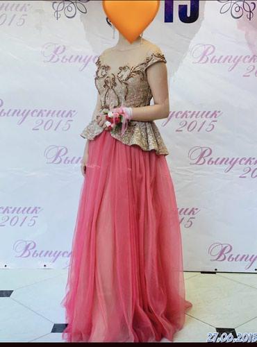 Продаю платье на выпускной вечер , в Бишкек