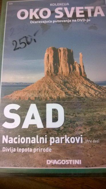 Dvd sad put oko sveta - Beograd