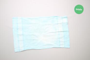 Кухонные принадлежности - Украина: Кухонний рушник    Колір: блакитний Довжина: 58 см Ширина: 32 см  Стан