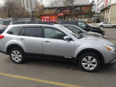 бэушные шины в Кыргызстан: Subaru Outback 2.5 л. 2012
